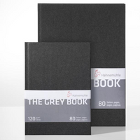 Hahnemühle  Grey Book 80pages - 120gsm | Various Sizes