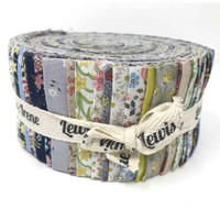 Flos Wildflowers | Lewis & Irene | Fabulous Forties Pack (Jelly Roll) - Main Image
