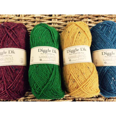 Woolyknit Diggle DK | Various Colours - Main Image