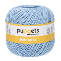 Anchor Puppets Eldorado 50g Crochet Yarn 6 Tkt | 4280 Pale Blue