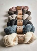 Erika Knight Wool Local 4 Ply 100% British Wool, 100g Hanks | Various Shades - Main