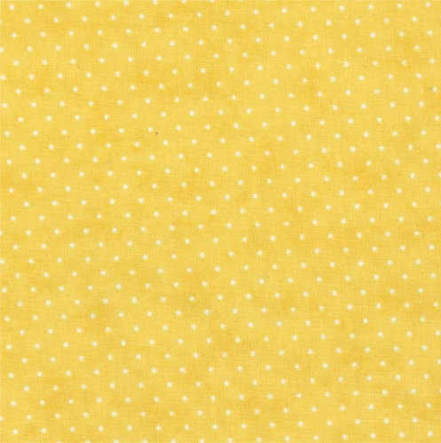 68e8fe8c97227b Essential Dots   Moda Fabrics   8654-37   Sunshine - Outback Yarns