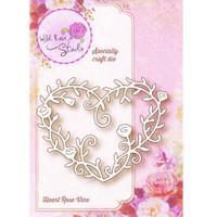 Heart Rose Vine Main Image