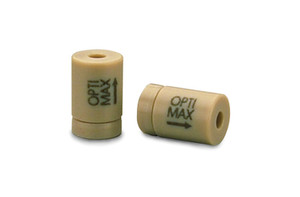 "OPTI-MAX® Replacement Cartridges, PEEK, 1/16"" Ruby/Sapphire, 2/pk"