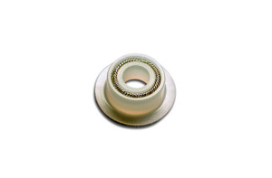 OPTI-SEAL® UHMW-PE Piston Seal w/ Hastelloy C Spring, Hitachi, 10/pk