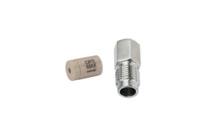 "OPTI-MAX® Outlet Check Valve, 1/16"" Ceramic, PEEK Cartridge, Hitachi L-7100 (LaChrom)"