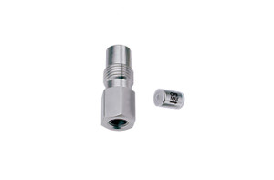 "OPTI-MAX® Outlet Check Valve, 1/8"" Ceramic, SS Cartridge, LDC/Milton Roy"