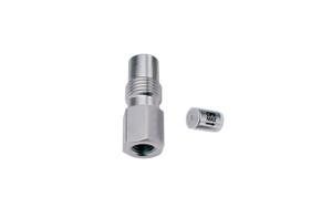 "OPTI-MAX® Inlet Check Valve, 1/8"" Ruby/Sapphire, SS Cartridge, LDC/Milton Roy"