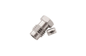 OPTI-MAX® Check Valve Inlet Assembly, Varian ProStar 210, 215 (5, 10, & 25mL S/SC Heads)