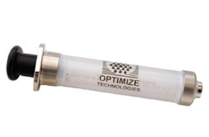 Optimize Safety Syringe