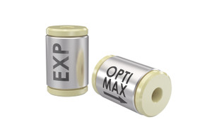 "OPTI-MAX® EXP® 1/16"" CV Replacement Cartridges, Ruby Ball & SS w/ Peek End Caps, 2/pk"