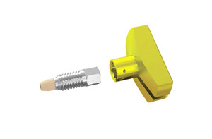EXP®2 TI-LOK™ Hand-Tight Fitting with Integral Ferrule (for all tubing)