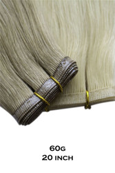 Practice Hair Double Drawn Flat Wefts 20 inch 60g