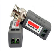 Passive Video Balun - Up to 440m (PAIR) – analogue