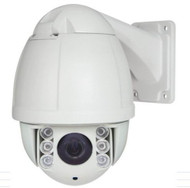 AHD Speed Dome PTZ CCTV Camera - 18x Zoom