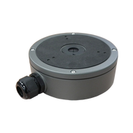DS-1280ZJ-M/GREY CCTV Dome Camera Base junction box UK Firm