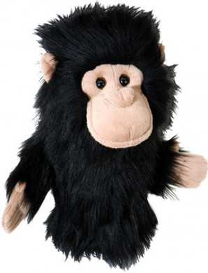 Daphne's Chimpanzee Driver Headcover