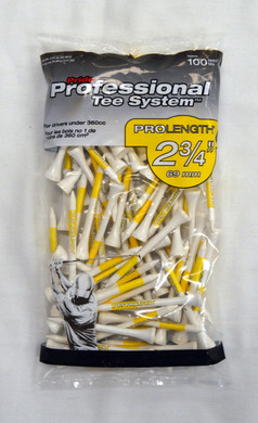 Pride Professional Tee System ProLength 2 3/4""