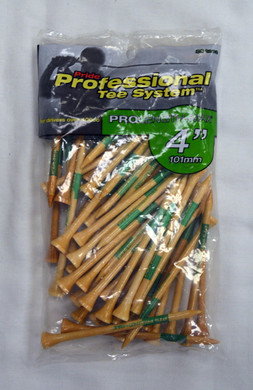 "Pride Professional Tee ProLength Max 4"" - Natural"