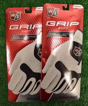 Wilson Grip Soft Men's Golf Gloves