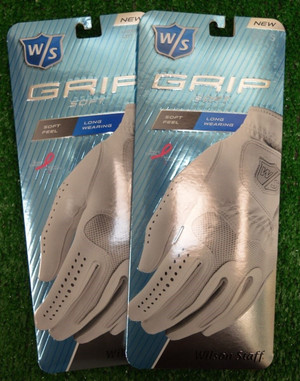 Wilson Grip Soft Ladies Golf Gloves