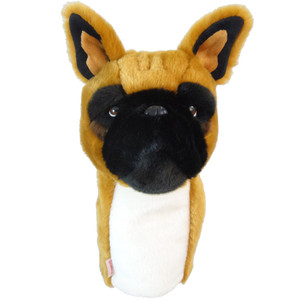 Daphne's Frenchie Driver Headcover