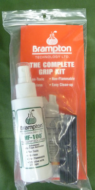 Brampton Complete Golf Club Re-Grip Kit - Grip Tape, Vice Clamp, Activator