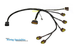 Peachy Nissan 240Sx S13 Rb20Det Transmission Harness Wiring Specialties Wiring Cloud Hisonuggs Outletorg