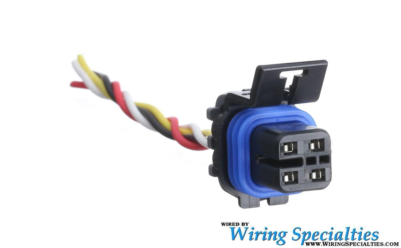 LS1 / LS6 O2 Sensor (Oxygen) Connector (Sensor Side)
