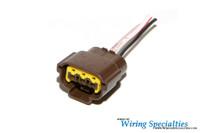 RB25DET TPS Connector - RB25DET Throttle Position Sensor connector