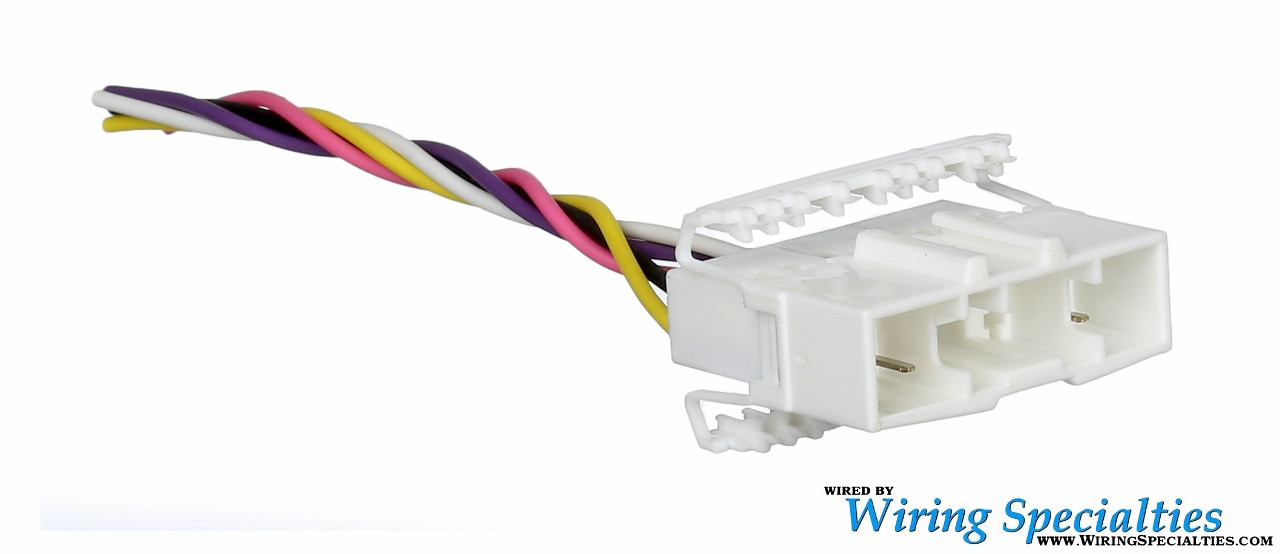 Tremendous 240Sx Dash Interface Connector Male End Wiring Specialties Wiring Digital Resources Inamasemecshebarightsorg