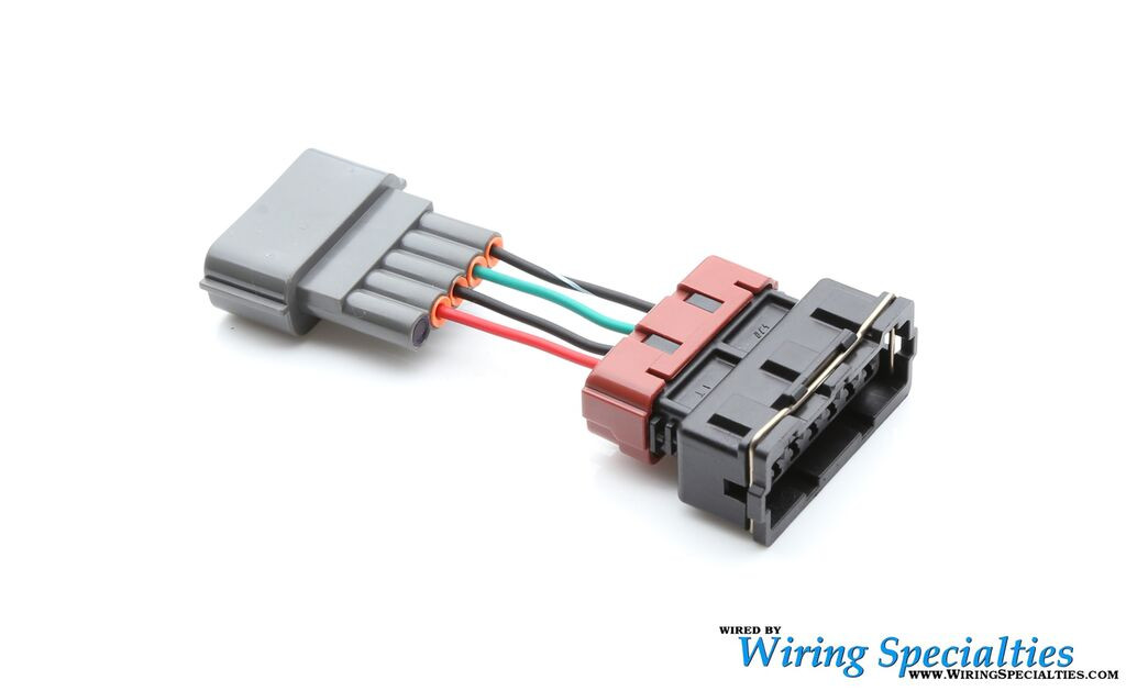 Pleasing Z32 Mafs Adapter Rb20 Rb25 Rb26 Wiring Specialties Wiring Digital Resources Remcakbiperorg
