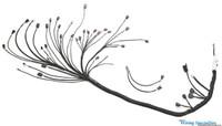 Standalone VH45DE swap wiring harness