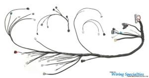 350z 1jzgte swap wiring harness wiring specialties