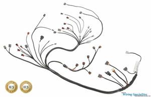350z rb26dett swap wiring harness wiring specialties350z Wiring Harness #8