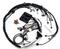 Nissan Silvia S15 1JZGTE VVTi swap  wiring harness