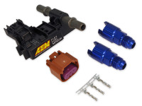 AEM Flex Fuel Sensor Kit -6AN Fittings