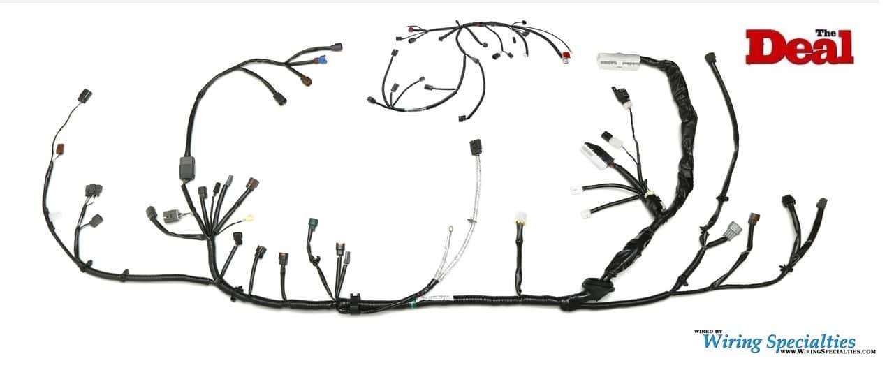 240sx s14 wiring harness ka24de wiring harness wiring specialties Altima Wire Harness nissan 240sx s14 wiring harness ka24de wiring harness loading zoom