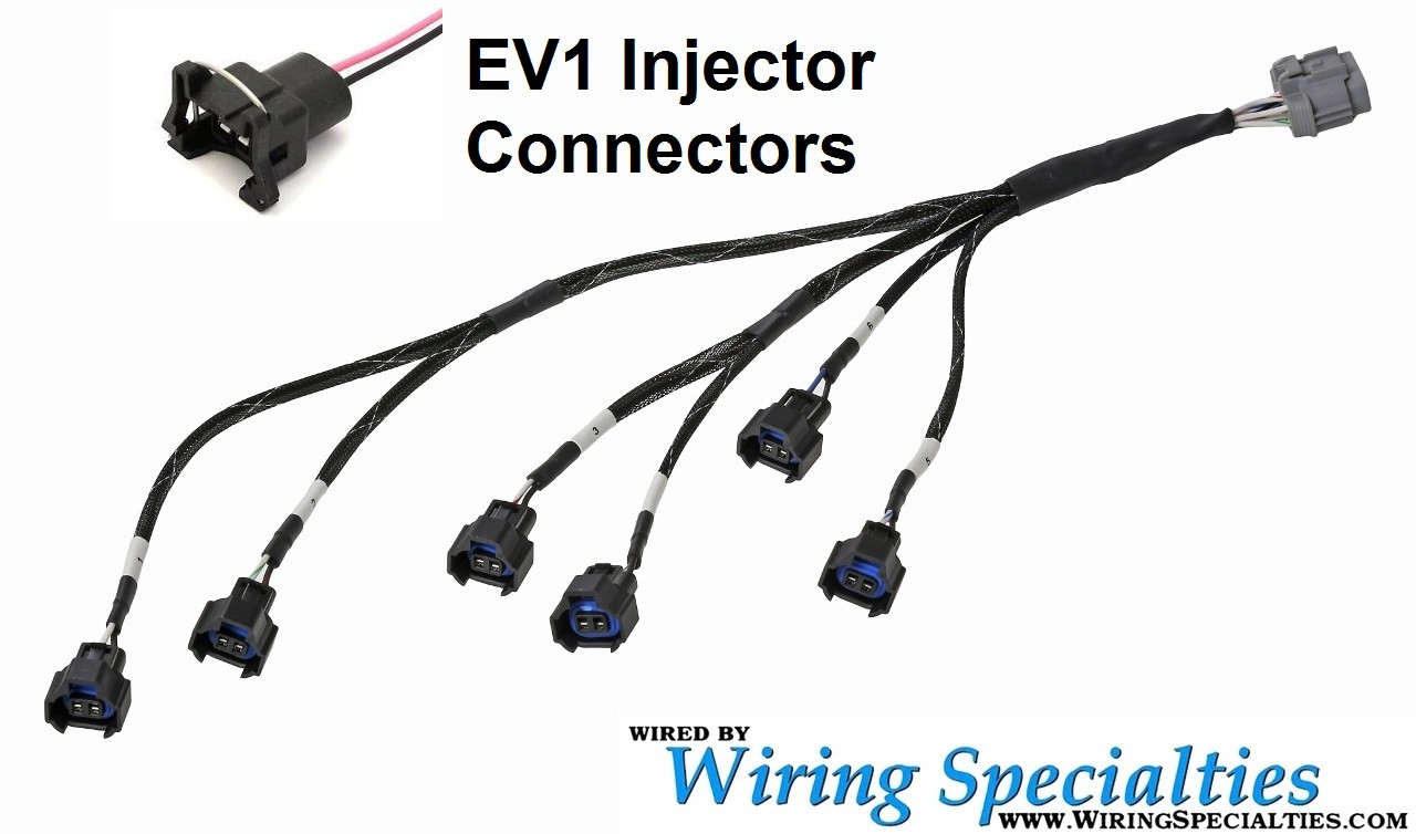 Groovy Z32 Vg30De Tt Ev1 Style Injector Sub Harness Wiring Specialties Wiring Digital Resources Cettecompassionincorg