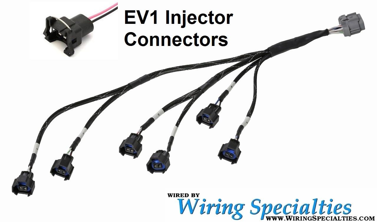 z32 vg30de tt  ev1 style injector sub