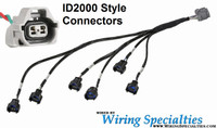 Z32 VG30DE(TT) ID2000 Style Injector Sub-Harness