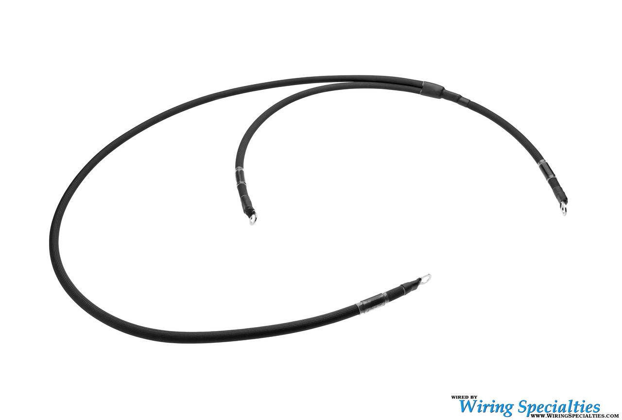 PRO Charge Cable for BMW E30/E36 with 1JZ/2JZ swap