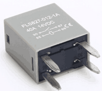 Replacement Micro Relay for Bussmann Race Fusebox ONLY