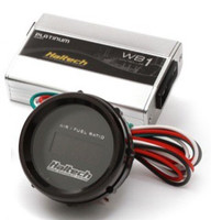 Haltech WBC1 CAN Wideband O2 Controller Kit (inc. Sensor & Sensor Harness, Gauge)