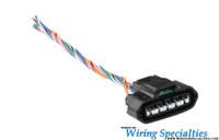 1JZGTE VVTi MAFS Connector - 1JZGTE VVTi Mass Air Flow Sensor connector