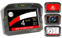 AEM CD-7LG Carbon Enclosure Logging Display, GPS Enabled