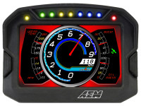 AEM CD-5G Carbon Enclosure Non-Logging Display, GPS Enabled