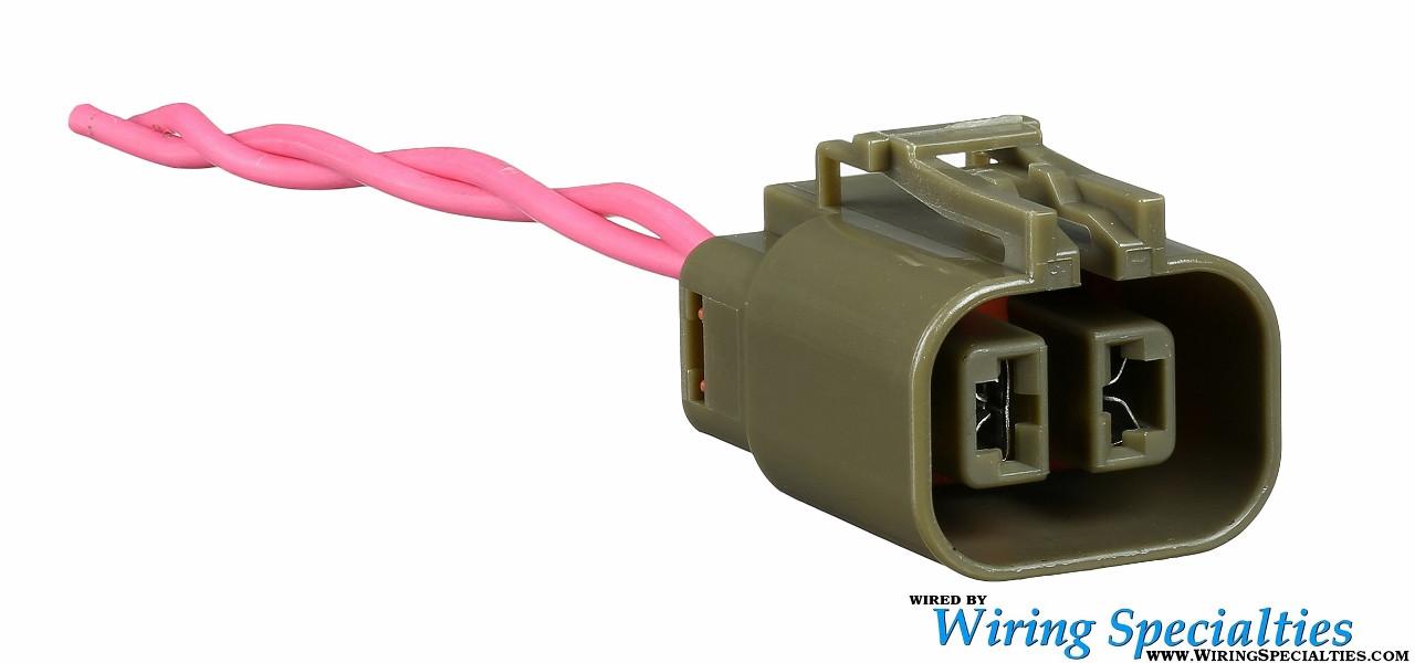 Peachy Vq35De Alternator Plug Connector Wiring Specialties Wiring Digital Resources Instshebarightsorg