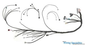 s13 240sx 1jzgte swap wiring harness wiring specialtiesnissan 240sx s13 1jzgte swap wiring harness