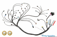 LS1 / Vortec Wiring Harness for BMW E30 - PRO SERIES